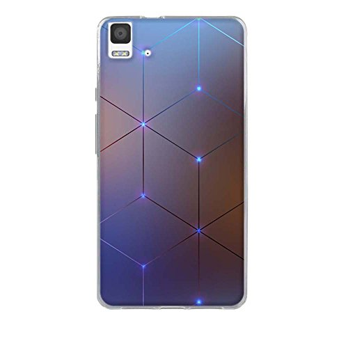 FUBAODA Funda para BQ Aquaris E5 4G, [Diamante electromagnético] Fina,Flexible,Trasera,Funda para BQ Aquaris E5 4G