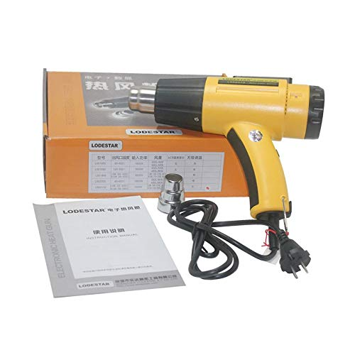 Mini Heat Gun,220V Embossing D/écapeur Thermique for DIY,Pistolet /à air chaud for Screwdriver Set Tools or Gaine Thermor/étractable Thermodurcissable Thermo R/étractable Tube.