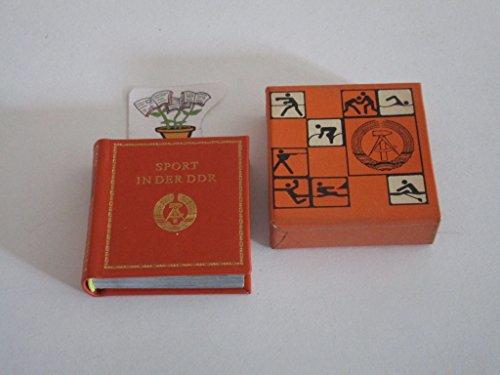 Minibuch Sport in der DDR