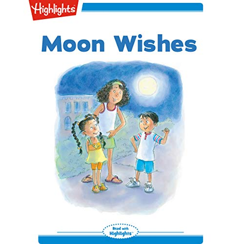 Moon Wishes copertina