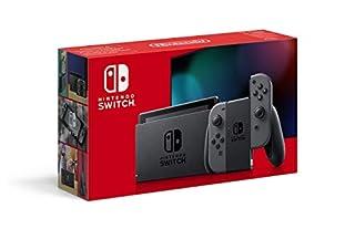 Nintendo Switch - Consola Estándar - Gris (B07W13KJZC)   Amazon price tracker / tracking, Amazon price history charts, Amazon price watches, Amazon price drop alerts