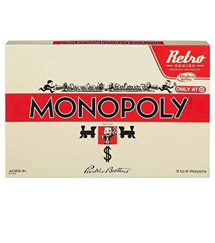 Retro New Monopoly Monopoly Game Edition (Original Version) Indiana