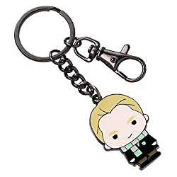 Measures approx. 3.5cm (W) x 4cm (H) - excluding chain Keyring includes a trigger lobster clasp Comes on officially branded card Packaging may vary from any images shown 100% officially licensed merchandise