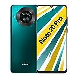 CUBOT Note 20 Pro Smartphone ohne Vertrag, 5G WiFi, 6GB RAM/128GB, 6.5 Zoll HD Display,...