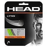 HEAD Unisex-Erwachsene Lynx Set Tennis-Saite, Green, 17