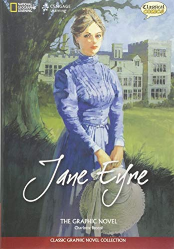 Jane Eyre: Classic Graphic Novel Collection (Classic Graphic Novels)