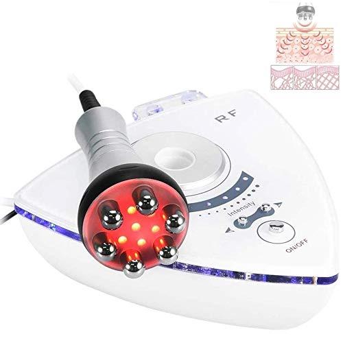 Máquina de Belleza Profesional Ultrasonidos Radiofrecuencia, Masajeador Cavitacion Corporal Celulitis, Aparatos De Anticelulítica Salon Cuidado de Piel Facial