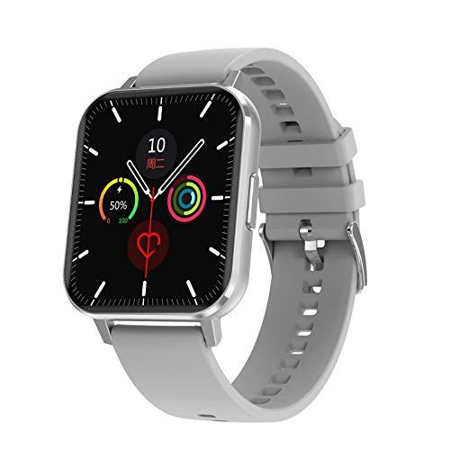 Microwear Bluetooth Smartwatch,DTX Fitness Tracker,Regalo para Hombres,Mujeres,Pantalla IPS,Deporte,Pantalla Táctil,Resistente al Agua,Batería Larga,para iOS Android.