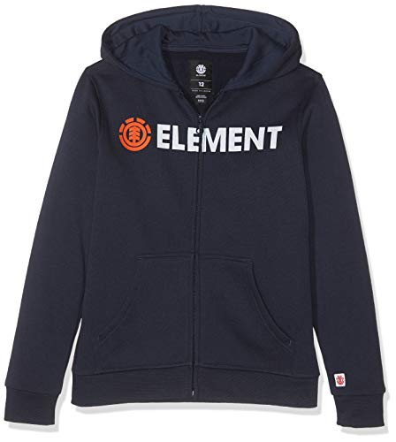 Element Blazin Veste Garçon, Eclipse Navy, FR : XL (Taille Fabricant : 16)