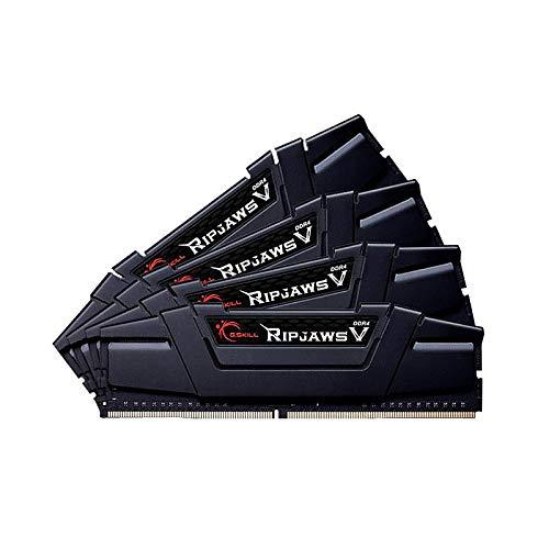 G.Skill Ripjaws V DDR4 32 Go : 4 x 8 Go DIMM 288 PIN Ungepuffert