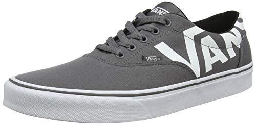 Vans Herren Doheny Sneaker, Grau ((Big Logo) Pewter/White Vf4), 43 EU