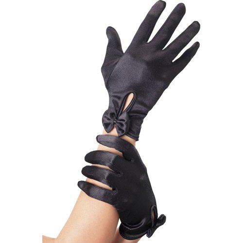 Smiffys Gloves, Short - http://coolthings.us