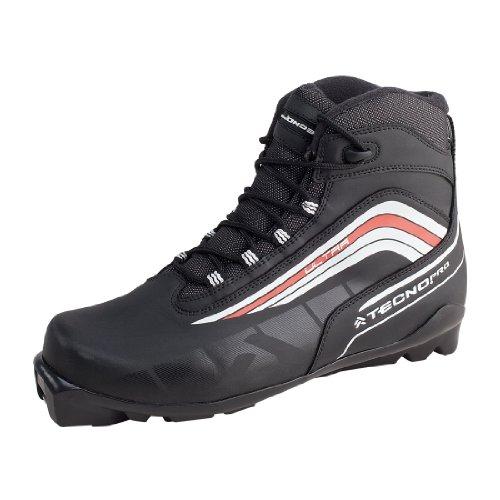 Langlaufschuh / Langlaufschuhe Ultra Herren SNS-Norm (Langlaufschuh Größe: 903 schwarz/weiss/rot - UK 10 (44 2/3))