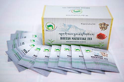 Bhutan Matsutake Tea - 25 Tea Bags - Made in Bhutan