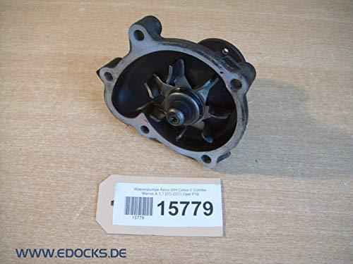 Bomba de Agua Astra G/H Corsa C Combo Meriva a 1,7 Dti CDTI Opel