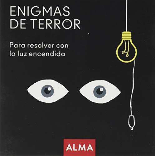 Enigmas de terror para resolver con la luz encendida (Cuadrados criminales)