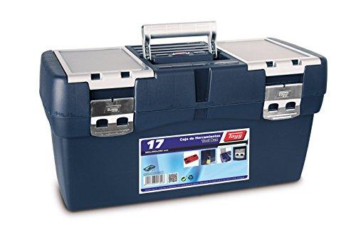 Tayg 17 Caja herramientas plástico n.17, 580 x 290 x 290 mm