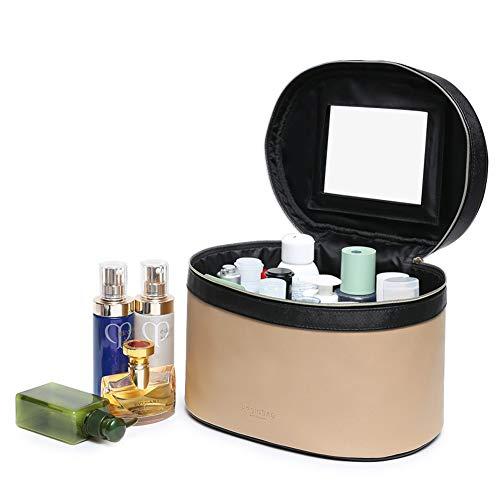 Grote capaciteit Cosmetische Tas, Vrouwelijke Draagbare Multi-Functie Kleine Eenvoudige Opbergdoos Koffer