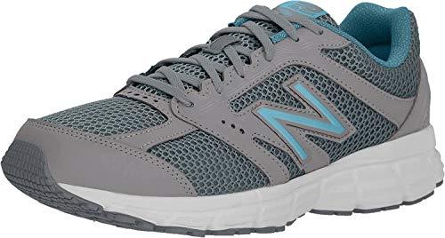 New Balance Women's 460 V2 Running Shoe, Silver Mink/Sea Spray, 7 W US