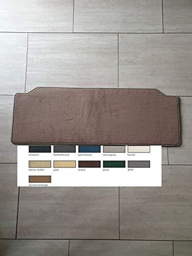 Kofferraummatte für Mokka/Mokka X ab 09.12 Autoteppich Kofferrraum Tuning Velours schwarz
