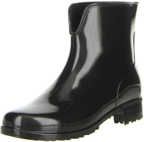 G&G - Botas de agua de goma mujer, color negro, talla 36