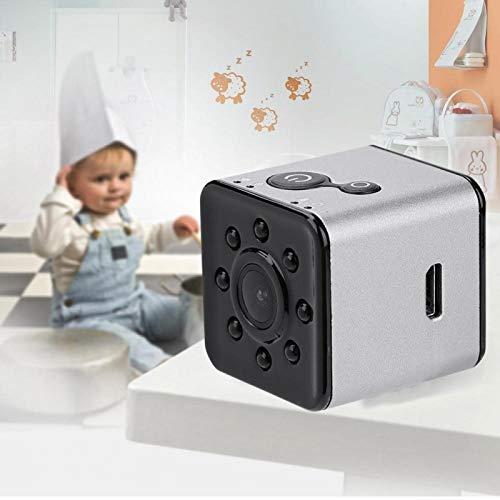 DAUERHAFT Cámara portátil de visión Nocturna con cámara HD de 12MP, para Deportes al Aire Libre, para niños(Platinum)