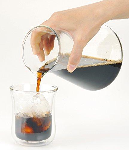 AGCテクノグラス『イワキウォータードリップコーヒーサーバー』