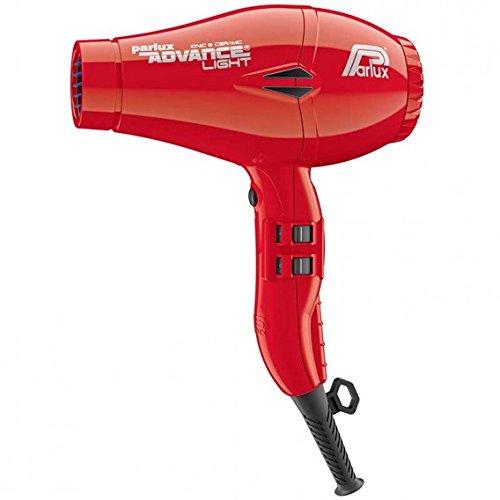 PARLUX Secador de pelo profesional para salón Advance, 2200 W, color rojo