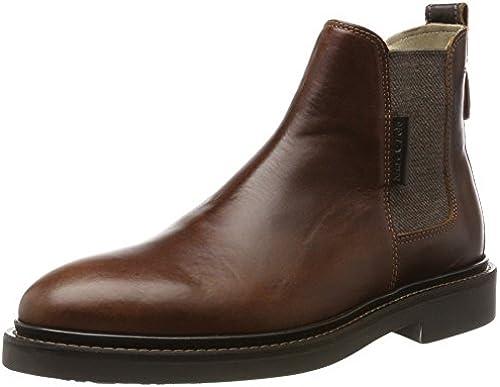 Marc O& 039;Polo Herren Flat Heel 70824105001108 Chelsea Stiefel Stiefel Stiefel  der beste Kundendienst