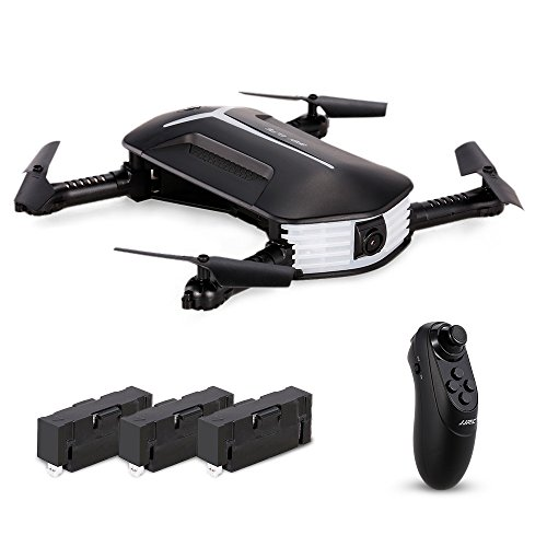 Goolsky H37 Mini Drone with 720P Camera Live Video Selfie Foldable...