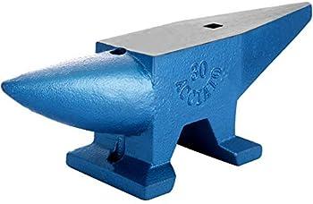 Single Horn 66Lbs Cast Steel Anvil