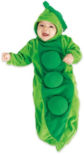 Rubie's Pea In The Pod Baby Bunting Costume