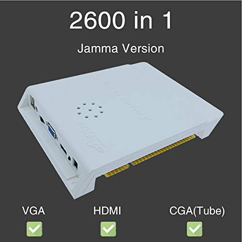 CoCocina Power Supply Switching 110V 220V for Arcade Jamma Multicade 8 Liner and Gaming