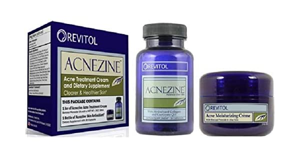 Revitol Acnezine Buy Online At Best Price In Ksa Souq Is Now
