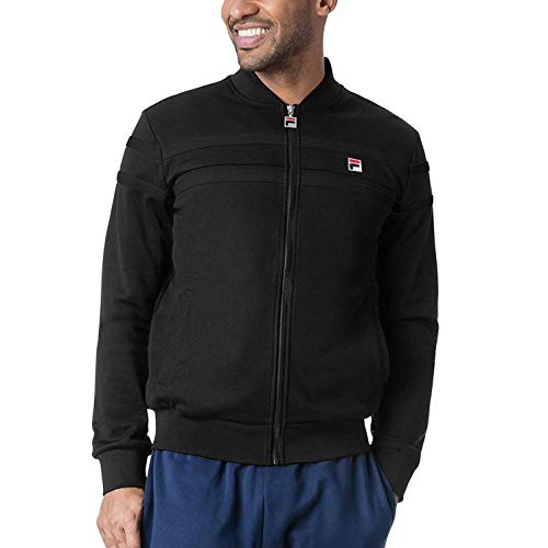 Fila Naso Jacket Black SM