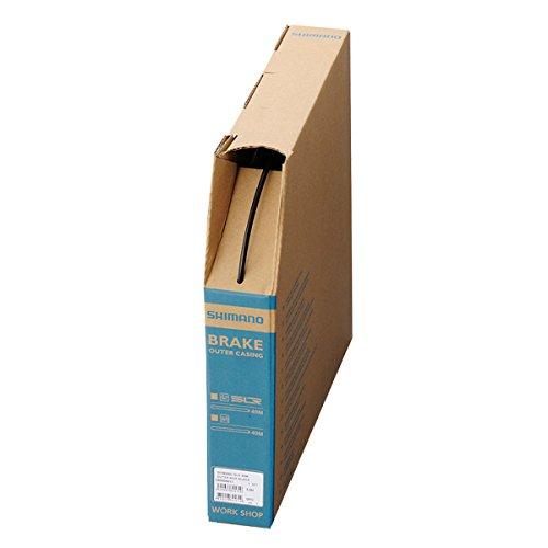Shimano bremszugaussen Custodia SLR.KRT A. 40m 5mm BC 9000Bianco y8yza04836892289970