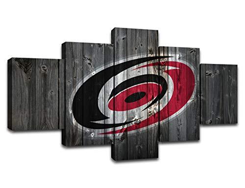 Carolina Hurricanes NHL Framed 8x10 Photograph Team Logo and Hockey Puck