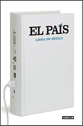 Libro de estilo de El País: Nueva edición actualizada