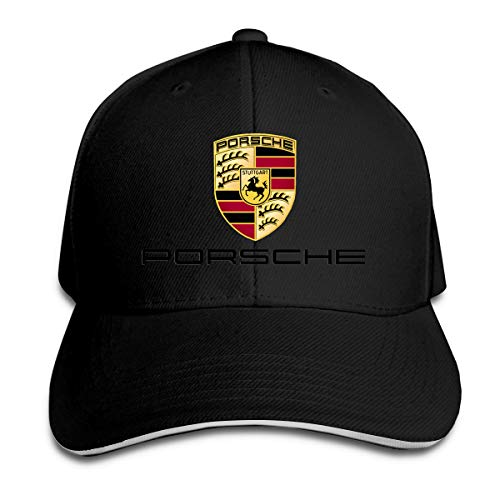 PWEIZS Classic Porsche Car Baseball Hat para Hombres y Mujeres Trucker