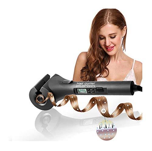 Tourmaline céramique automatique fer à friser cristaux liquides fer à friser de cristal ne blesse pas les cheveux