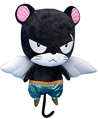 QIXIDAN 50Cm Fairy Tail Panther Lily Anime Peluches Peluches para Bebés Niñas Niños Amante Niños Cumpleaños