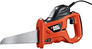 BLACK+DECKER Electric Hand Saw with Storage Bag, 3.4-Amp (PHS550B)