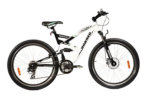 Hercules Roadeo A-300 26T 21 Speed Mountain Bike (White/Black)