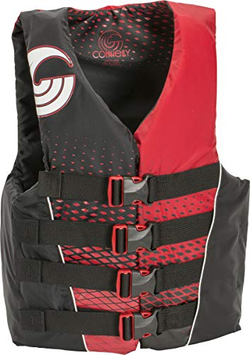 "CWB Connelly Nylon 4-Buckle Vest, Large (40""-44"")"