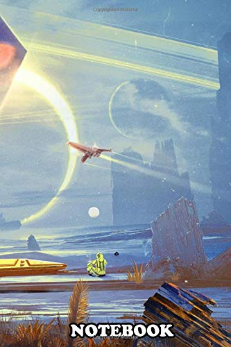 Notebook: No Mans Sky , Journal for Writing, College Ruled Size 6