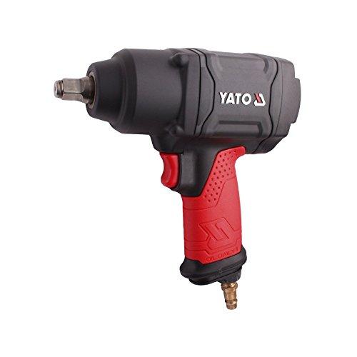 Yato YT-09540 Schlagbohrhammer, 1150 V, Schwarz/Rot