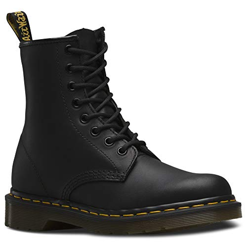 Dr. Martens 1460Z DMC G-B, Unisex-Erwachsene Combat Boots, Schwarz (Black), 36 EU (3 Erwachsene UK)