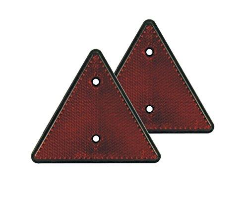 HP-Autozubehör 10231 Dreieck-Rückstrahler Set 2 Stück