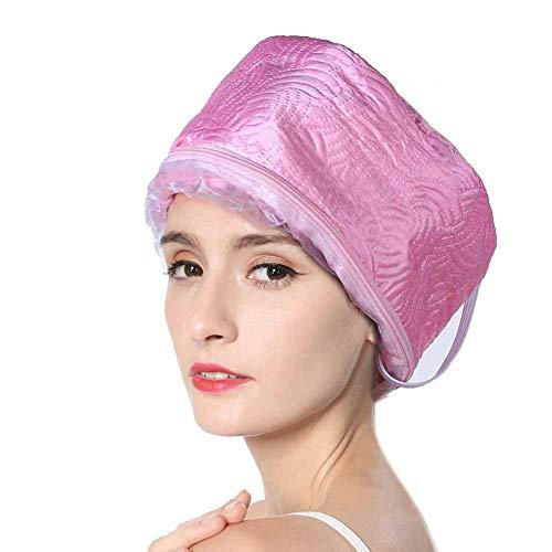 Gorro de vaporizador eléctrico para el cabello, máscara para el cabello, sombrero...