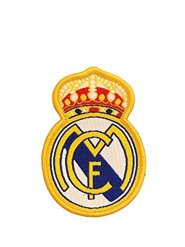 Real Madrid C.F.Parche para coser o pegar con la plancha, diseño de...